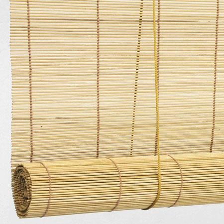 Rolety bambusowe zewnętrzne